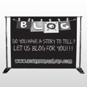 Blog Line 430 Pocket Banner Stand