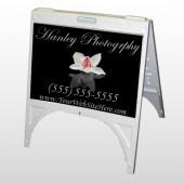 Flower 41 A Frame Sign