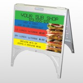 Sandwich 375 A Frame Sign