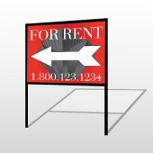 Buildings 228 H-Frame Sign