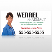 Pharmacist 104 Custom Sign
