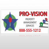 Property Management 363 Custom Sign