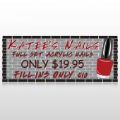 Acrylic Nails 292 Custom Banner