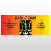Dance Disco 518 Banner