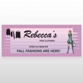 Fine Clothing 531 Banner