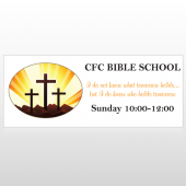 Shining Cross 161 Custom Banner