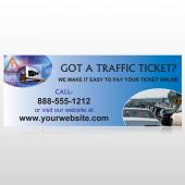Traffic Cars 151 Banner