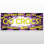 Crocs 42 Banner