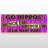 Hippos 45 Banner