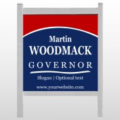 "Governor 132 48""H x 48""W Site Sign"