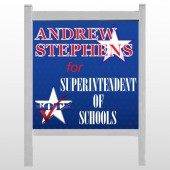 "Superintendent 306 48""H x 48""W Site Sign"