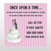 Cake Topper 412 Site Sign