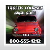 Car Traffic 153 Custom Decal