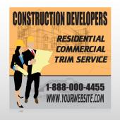 Contractors 645 Custom SignTemplate