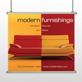 Art Furnishing 535 Hanging Banner