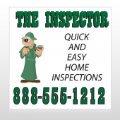 Inspector 361 Site Sign
