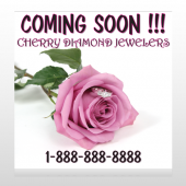 Pinkrose Hidden Ring 399 Custom Sign