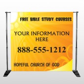 Sun Rays 165 Pocket Banner Stand