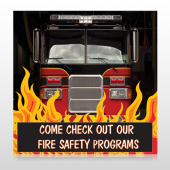 Safety Program 427 Site Sign