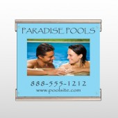 Paradise Pool 529 Track Banner