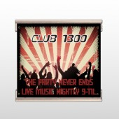 Night Club 523 Track Banner