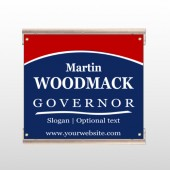 Governor 132 Track Sign