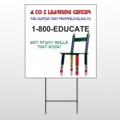 Pencil Chair 159 Wire Frame Sign