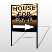 House Sale 719 H-Frame Sign