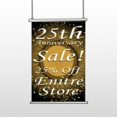 Sale 55 Hanging Banner