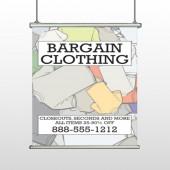 Bargain Bin 532 Hanging Banner