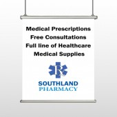 Pharmacy 335 Hanging Banner