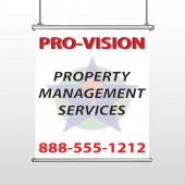 Property Management 247 Banner Hanging