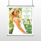 Summer Sale 533 Hanging Banner