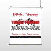 Towing 311 Hanging Banner