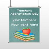 Apple Books Pencil 07 Hanging Banner