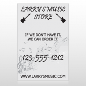 Music 371 Custom Decal