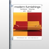 Art Furnishing 535 Pole Banner