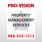 Property Management 247 Custom Decal