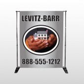 Bar 246 Pocket Banner Stand