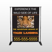 Tiger Landing 303 Pocket Banner Stand