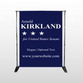 Senate 134 Pocket Banner Stand
