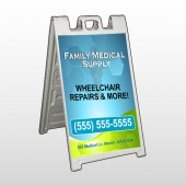 Family Medical 138 A-Frame Sign