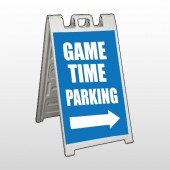 Parking 298 A Frame Sign