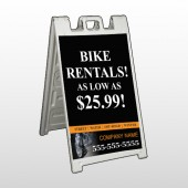 Rent Dreams 109 A Frame Sign