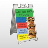 Sandwich 375 A Frame Sign