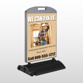 Handyman 243 Wind Frame Sign