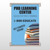 Book Learning 156 Track Banner