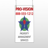 Property Management 363 Window Sign