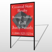 Buildings 220 H-Frame Sign