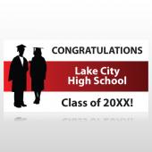 Congratulations School Banner